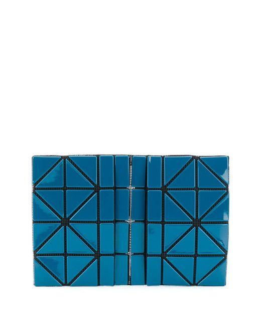 Геометричный Кошелек Prism Issey Miyake, цвет: Blue