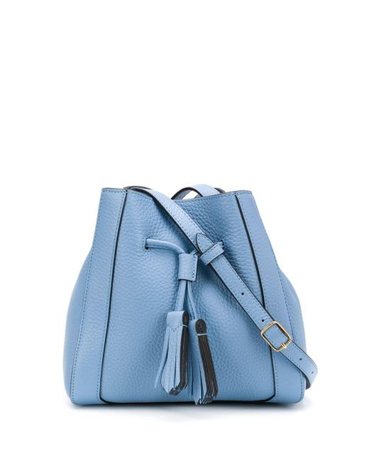 Mulberry Millie バケットバッグ Blue
