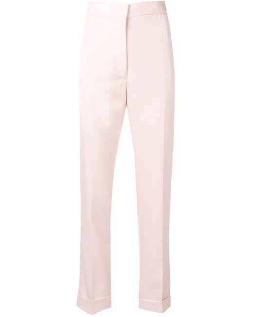 Stella McCartney ストレートパンツ Pink