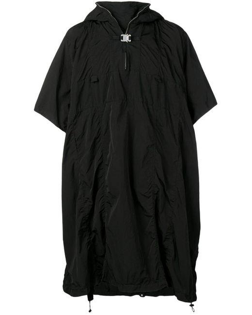 メンズ 1017 ALYX 9SM Grandall ポンチョ Black