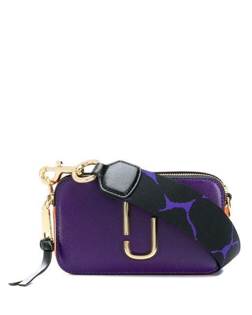 Marc Jacobs クロスボディバッグ Purple