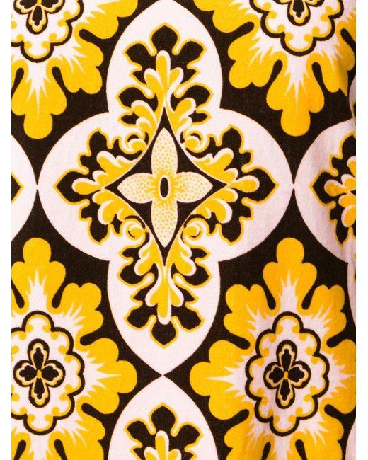 Vestito 'Palazzo' di LaDoubleJ in Yellow