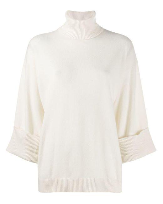 P.A.R.O.S.H. ワイドスリーブ セーター Multicolor