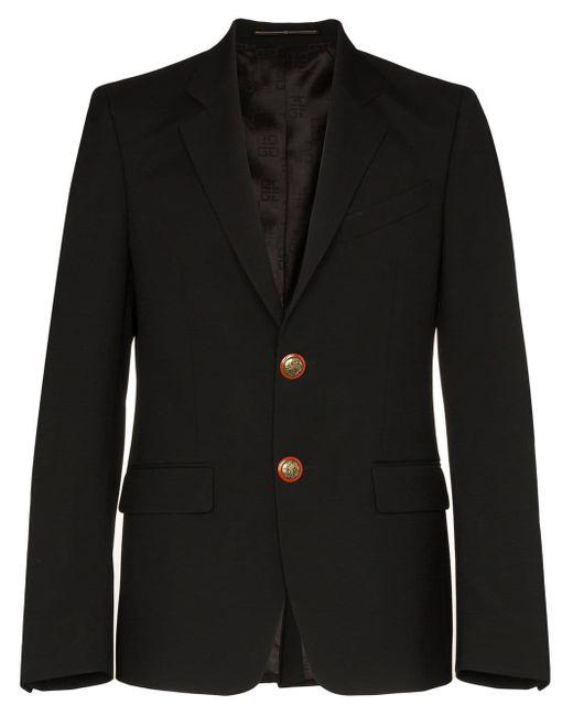 メンズ Givenchy テーラード ジャケット Black