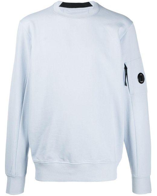 メンズ C P Company スウェットシャツ Blue
