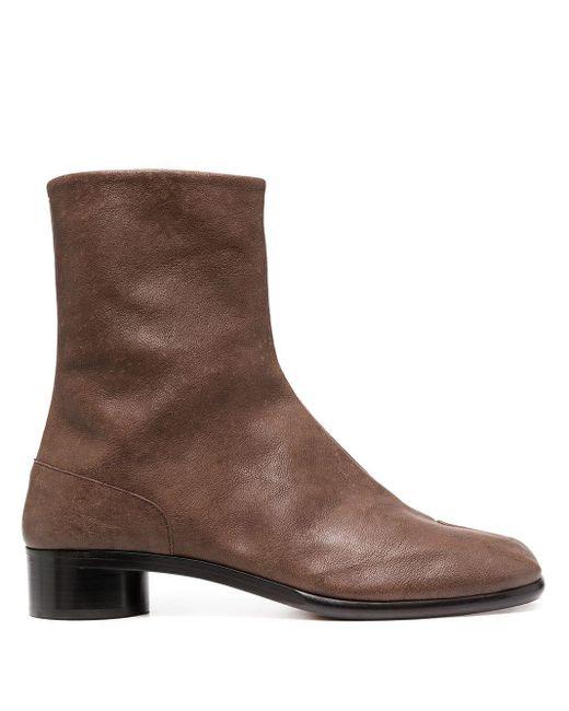 Ботинки Tabi Maison Margiela для него, цвет: Brown