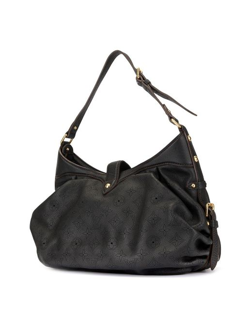 Сумка На Плечо Xs Mahina Pre-owned Louis Vuitton, цвет: Black
