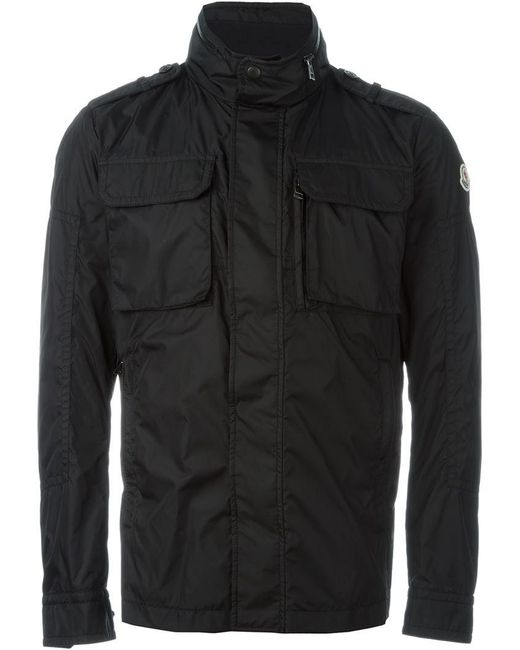 Moncler - Black 'jonathan' Jacket for Men - Lyst