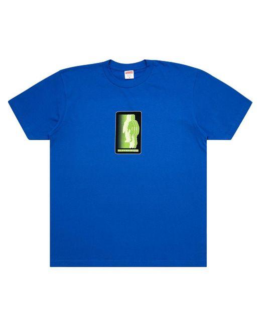 T-shirt Blur di Supreme in Blue da Uomo