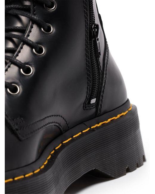 Ботинки Jadon На Платформе Dr. Martens, цвет: Black