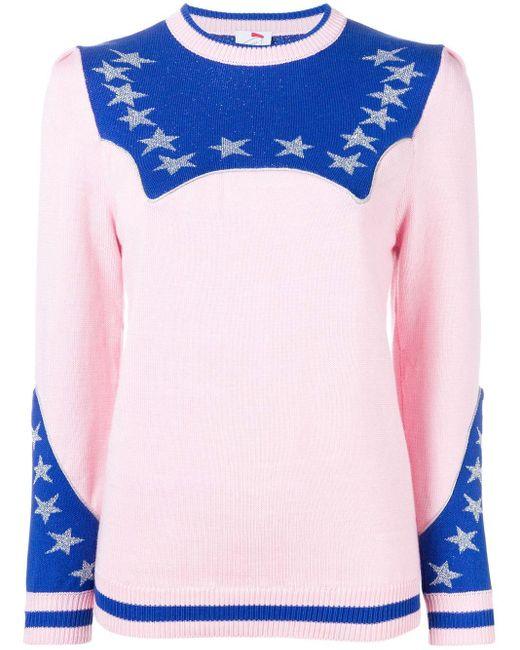 Ultrachic スターディテール セーター Multicolor