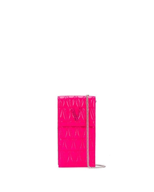 Versace Virtus スマホバッグ Pink