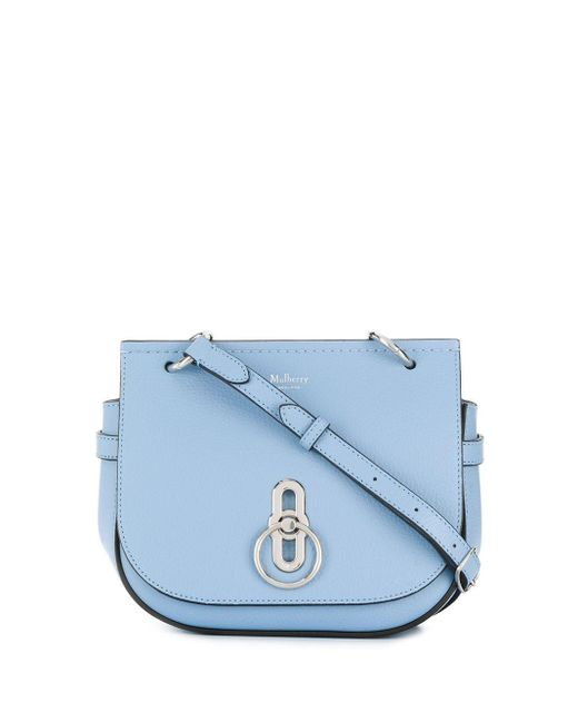 Mulberry Amberley サッチェルバッグ S Blue