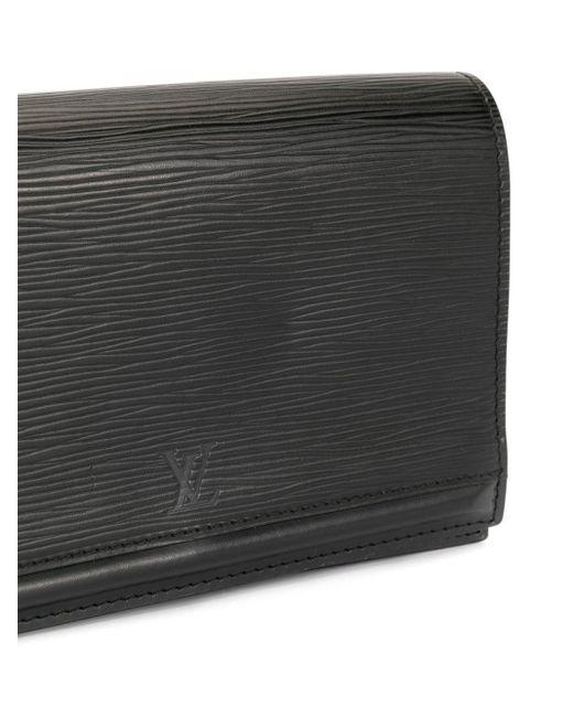 Поясная Сумка Pre-owned Louis Vuitton, цвет: Black