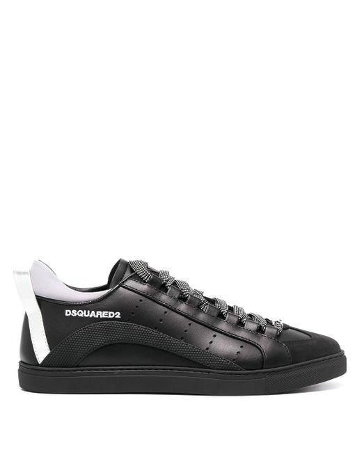 DSquared² 551 Box Sneakers in Black für Herren