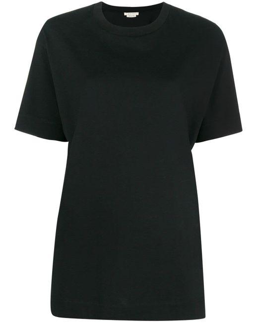 1017 ALYX 9SM Camiseta holgada de mujer de color negro xbZYt