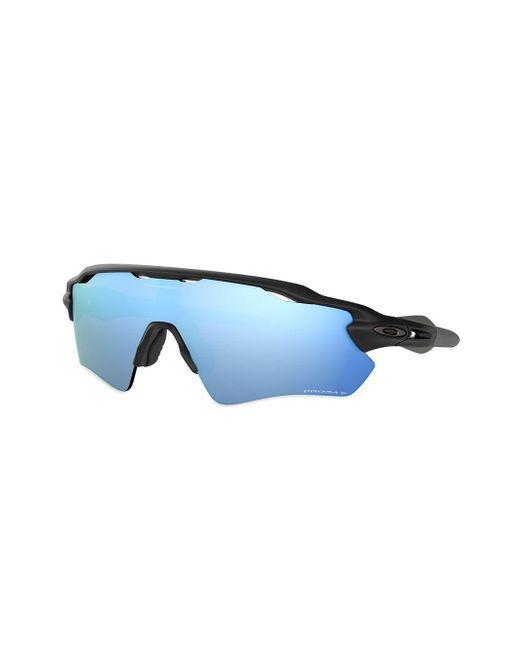 Oakley Women's Black Radar Ev Path Aviator Sunglasses