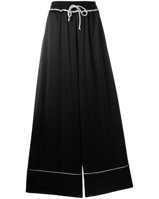 Off-White c/o Virgil Abloh | Black Pajama Pants | Lyst