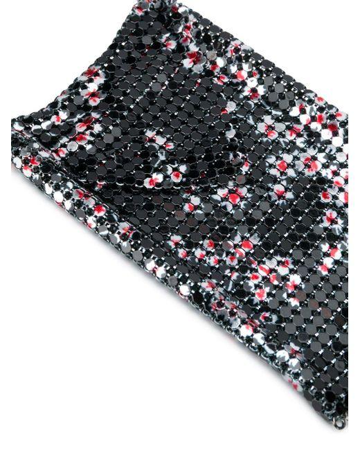 Paco Rabanne Sakura ネックレスバッグ ミニ Black