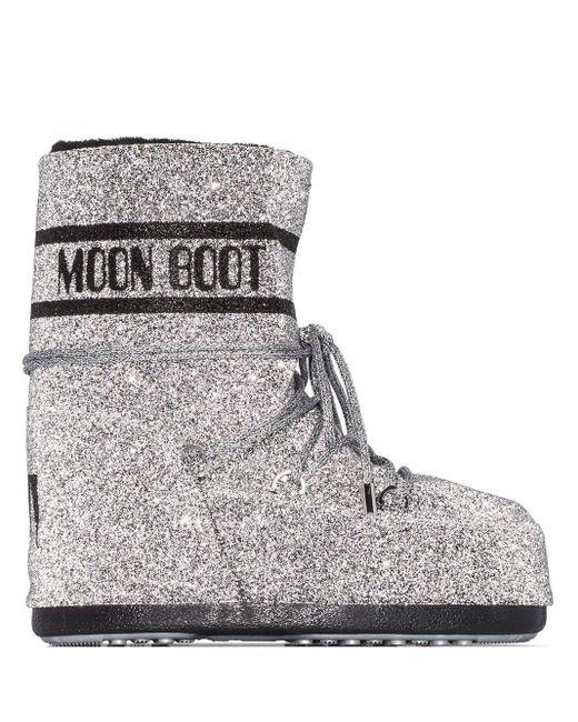 Moon Boot ムーンブーツ Metallic
