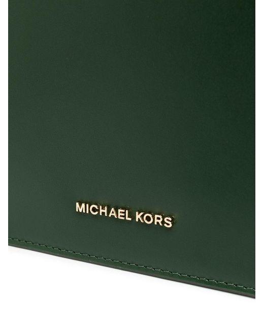 Большая Сумка На Плечо Jade MICHAEL Michael Kors, цвет: Green