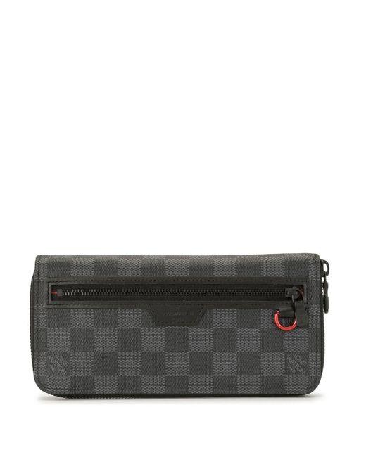 Кошелек Utility Zippy 2020-го Года Louis Vuitton, цвет: Black