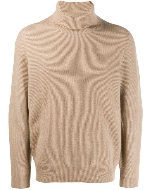 メンズ Brunello Cucinelli タートルネック セーター Multicolor