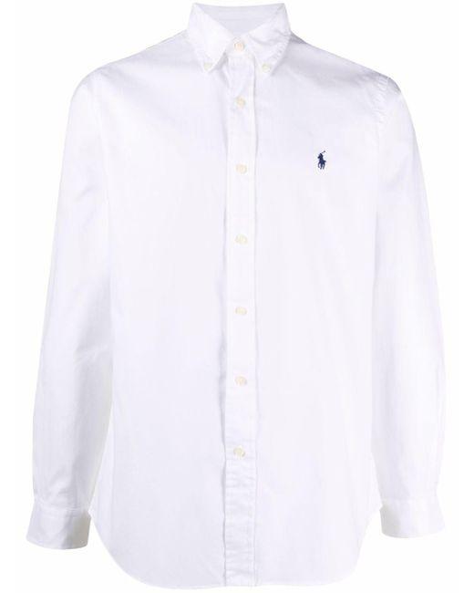 メンズ Polo Ralph Lauren Polo Pony シャツ White