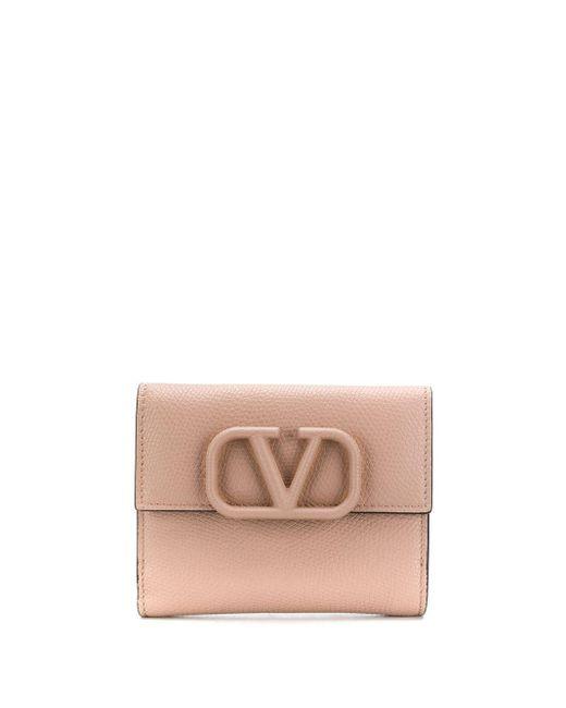 Valentino Garavani Vリング 財布 Multicolor