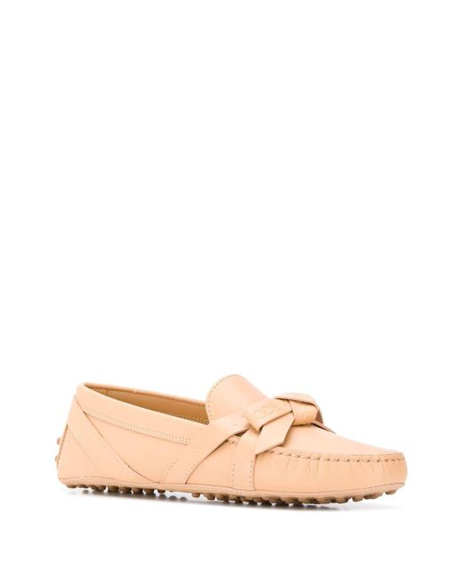 994fe8347cb ... Tod s - Multicolor Gommini Bow Loafers ...