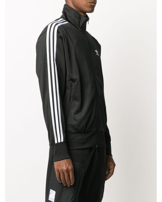 メンズ Adidas Firebird トラックジャケット Black