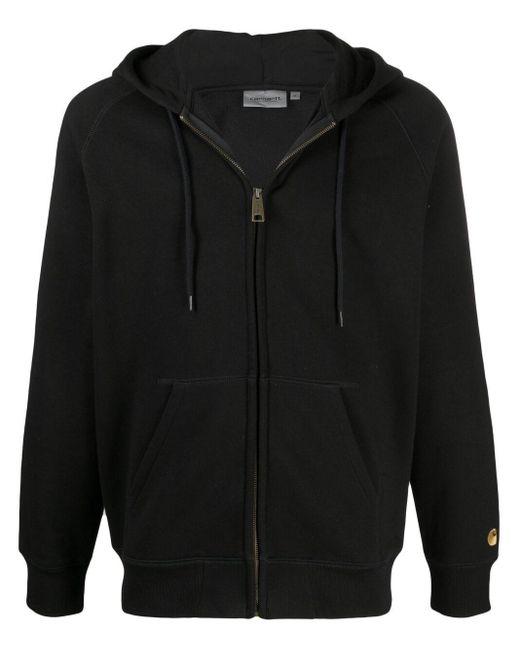 メンズ Carhartt WIP フーデッドジャケット Black