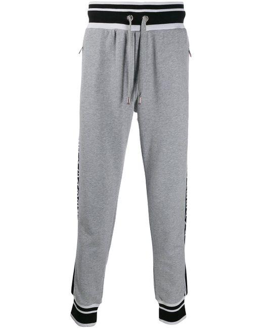メンズ Dolce & Gabbana ロゴ スウェットパンツ Gray