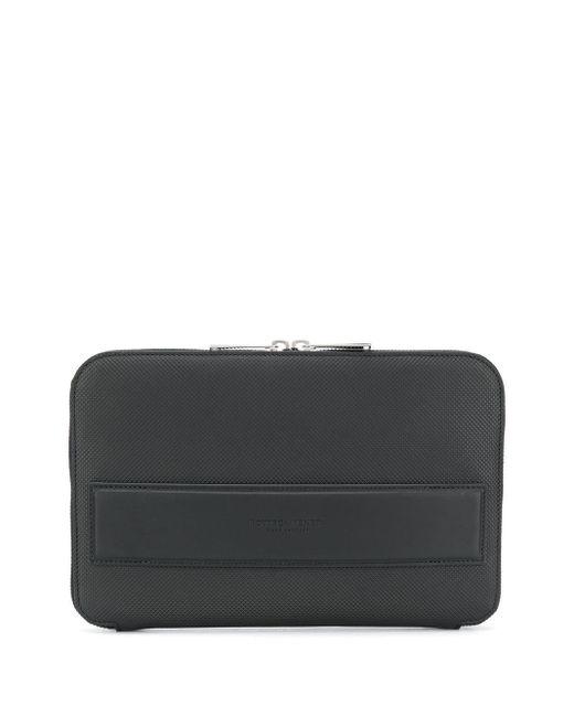 Клатч На Молнии Bottega Veneta для него, цвет: Black