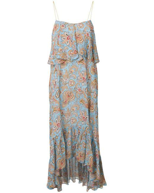 Etro フローラル ドレス Multicolor
