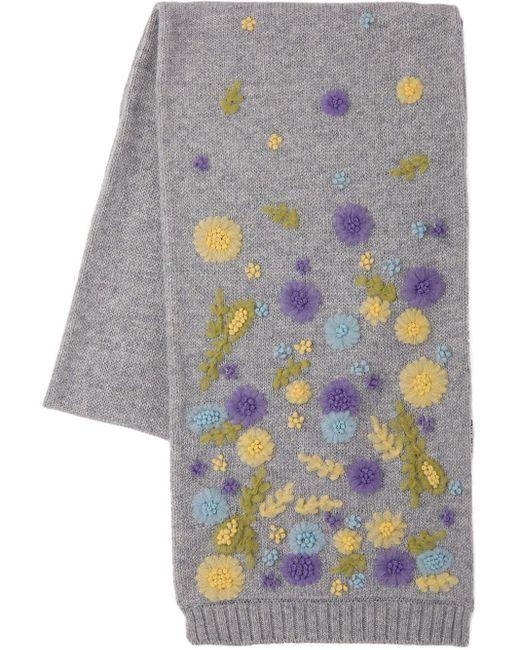 Miu Miu フローラル スカーフ Multicolor
