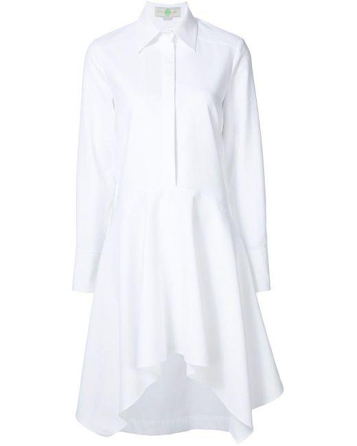 Stella McCartney シャツドレス White