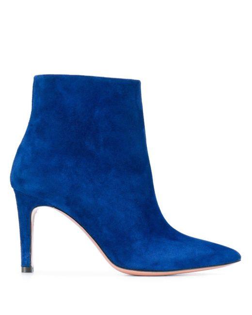 P.A.R.O.S.H. ハイヒール ブーツ Blue