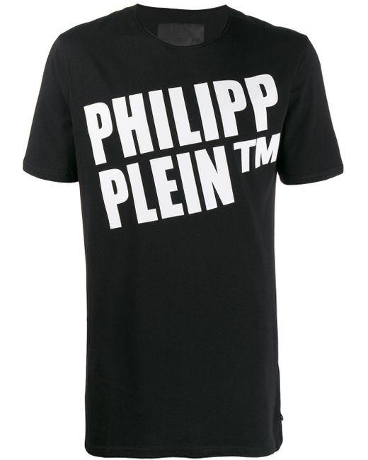 メンズ Philipp Plein Tシャツ Black