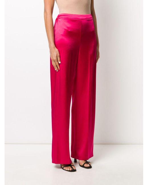 Брюки Широкого Кроя Pinko, цвет: Pink