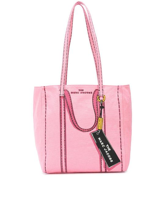 Marc Jacobs The Tag 27 ハンドバッグ Pink