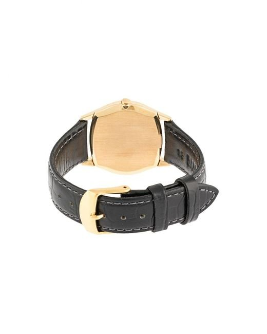 Наручные Часы Cellini 38 Мм 1970-х Годов Rolex для него, цвет: Black