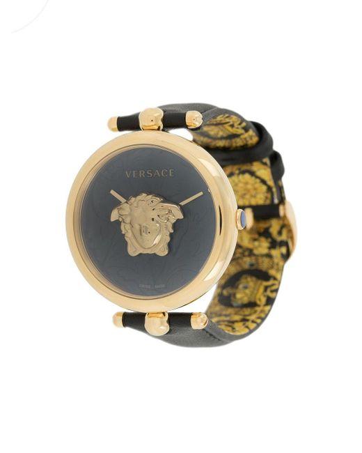 Versace Palazzo Empire バロッコ 39mm 腕時計 Black