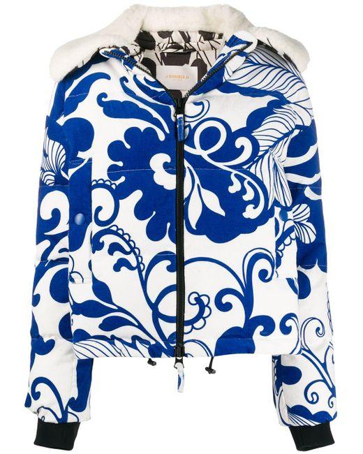 LaDoubleJ Cortina Marea Blu ジャケット Blue