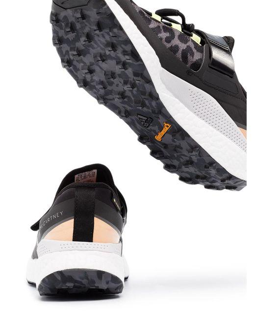 Adidas By Stella McCartney Outdoor Boost レオパード スニーカー Black