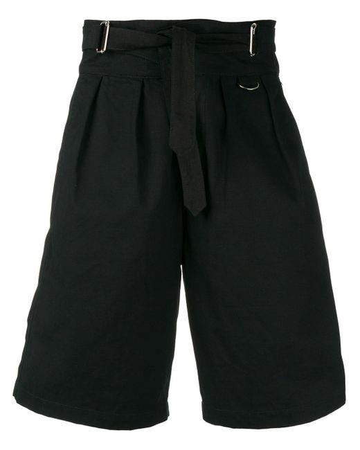 メンズ KTZ Overlap ショートパンツ Black
