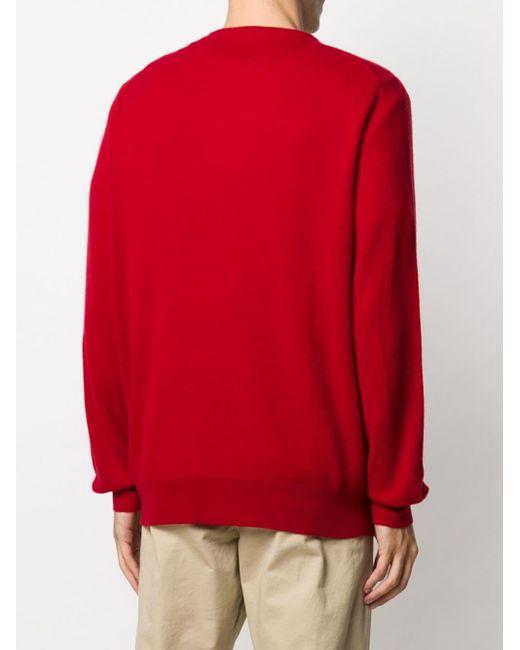 メンズ Polo Ralph Lauren スウェットシャツ Red