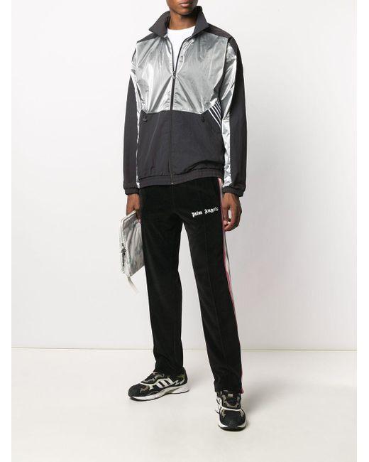 メンズ Adidas ウインドブレーカー Black