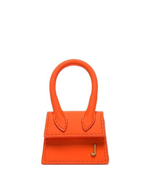 Jacquemus Le Chiquiti ミニバッグ Orange