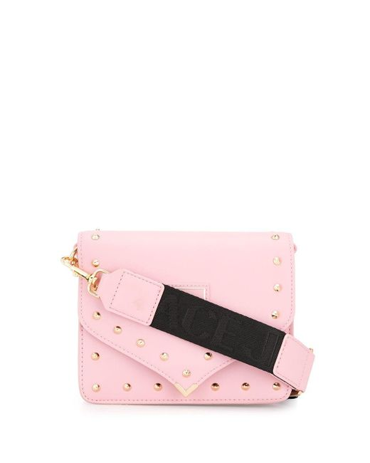 Versace Jeans スタッズ エンベロープバッグ Pink